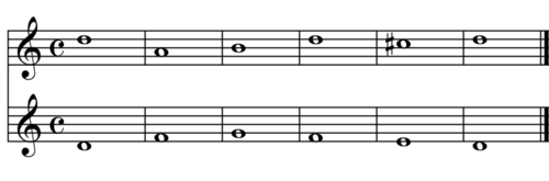 Image Result For Music Theory Counterpoint