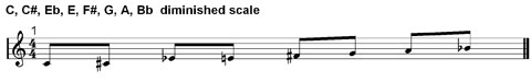 other diminished scale