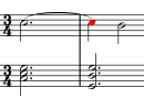 Melody and music harmony concepts